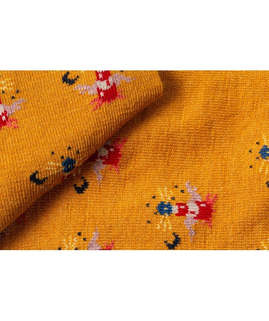Chaussettes Faros Ocre ROYALTIES