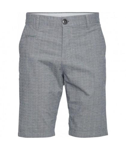 Organic Blue Checked Shorts...