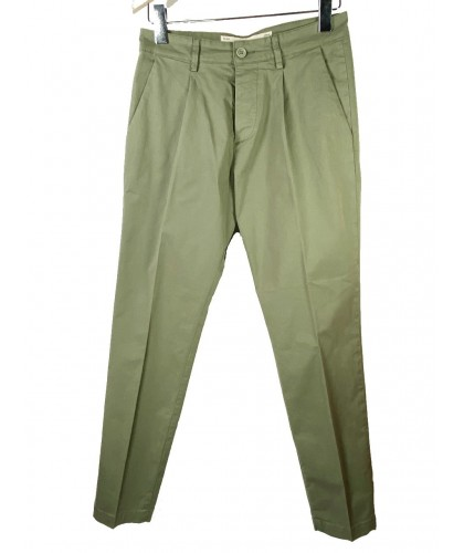 Pantalon 7/8 New Barcellona Olive HAIKURE