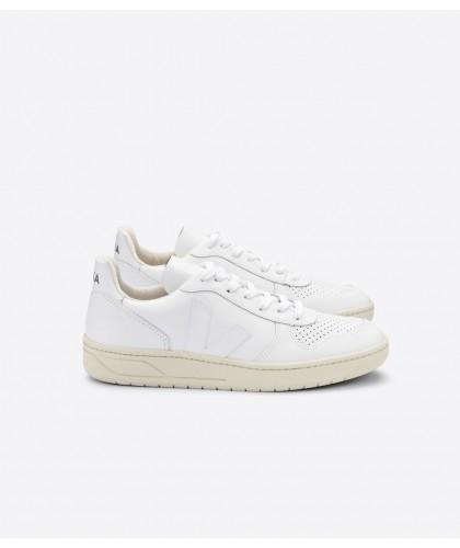 V10 Leather Extra White VEJA