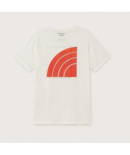 T-shirt coton bio Zabawa THINKING MU