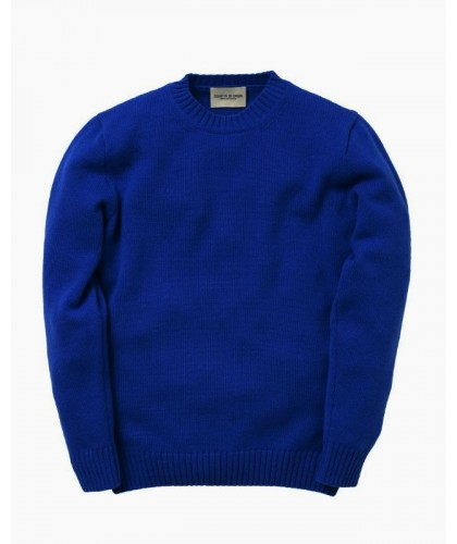 Pull Lambswool Bleu COUNTRY...