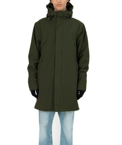 Parka Terror Weather Deep Army WELTER SHELTER