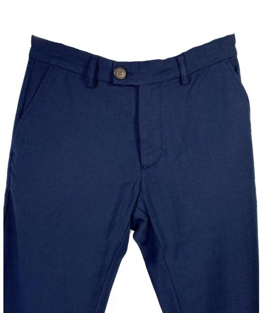 "Pantalon ""City Pant"" bleu nuit JAGVI"