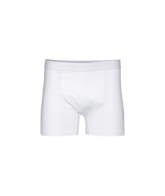Boxer Coton Bio Optical White COLORFUL STANDARD