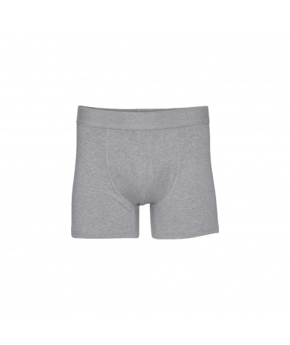 Boxer Coton Bio Heather...