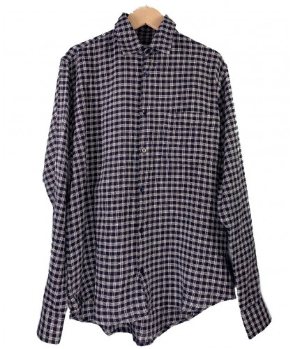 Connely Loose Navy Check...