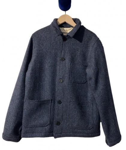 Baptista Blue Wool Chore...