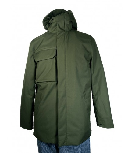 Parka K-Sea Deep Army Green WELTER SHELTER
