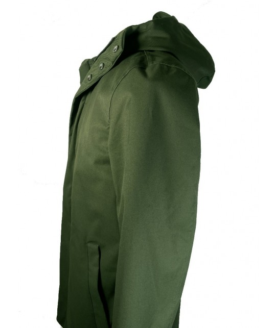Parka K-Sea Deep Army Green WELTER SHELTER