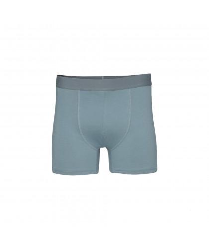 Boxer Coton Bio Stone Blue COLORFUL STANDARD