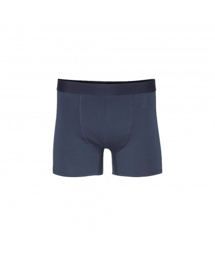 Boxer Coton Bio Navy Blue COLORFUL STANDARD