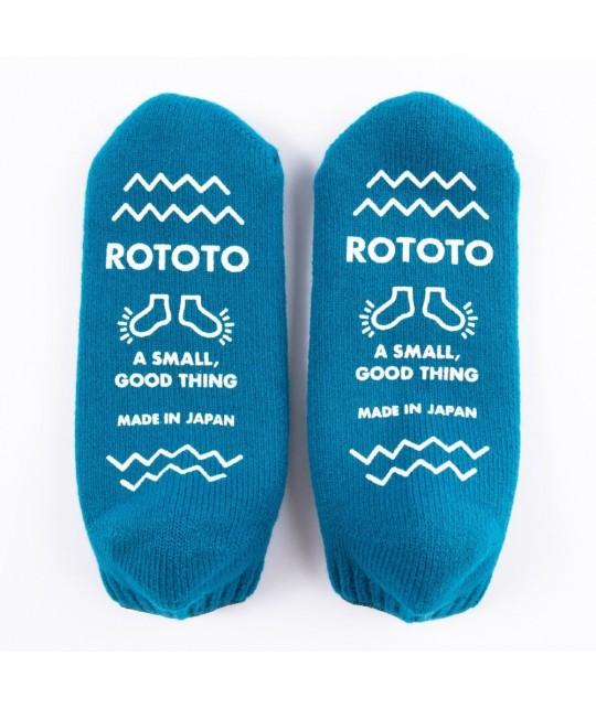 Chaussettes d'intérieur Sea Blue ROTOTO