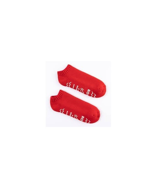 Chaussettes d'intérieur rouge vif  ROTOTO