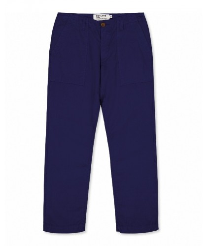 Fatigue Pant Ripstop Indigo...