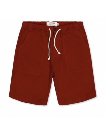 Nomad Rust Twill Shorts...