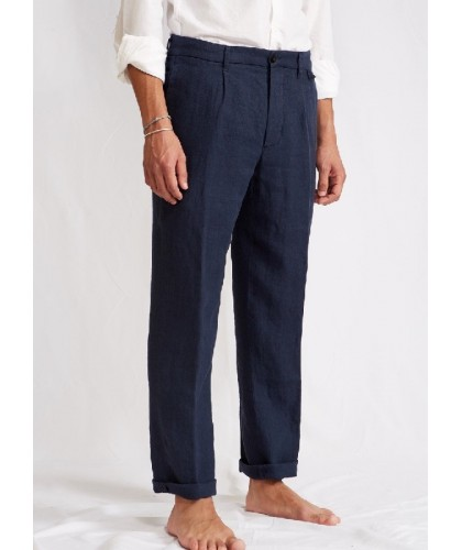 Pantalon Miniera Linen...
