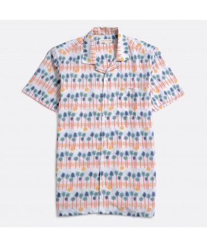 Selleck Palmtrees Shirt FAR...