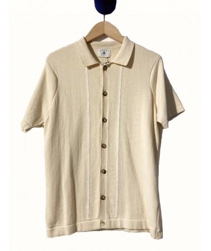Off-white Knitted Shirt JAGVI