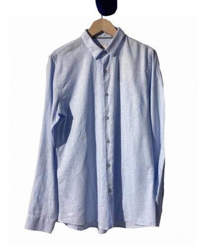 Light blue Linen Shirt JAGVI