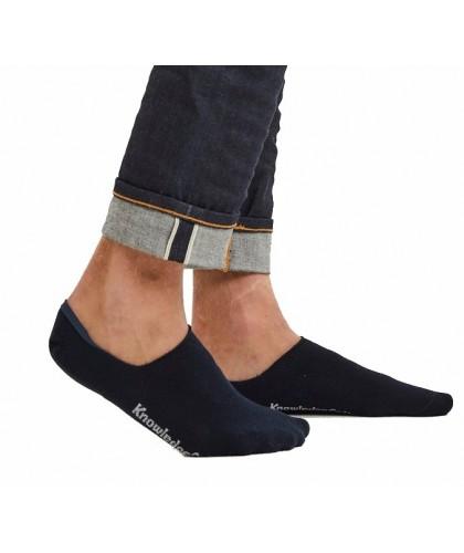 Navy Invisible Socks 5 pair...