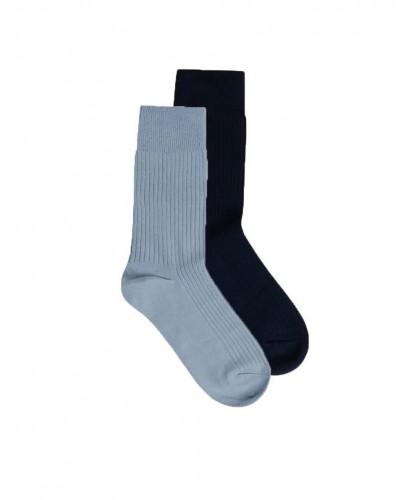 Navy & Light Blue Socks 2...