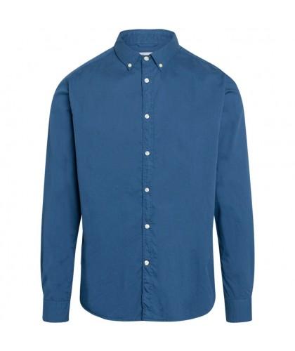 Super-Light Cord Blue Shirt...
