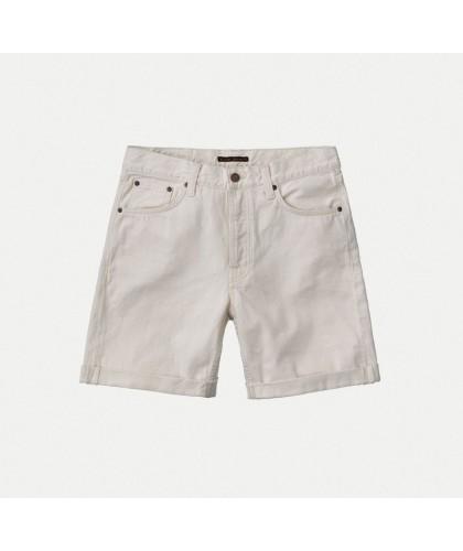 Off-white Denim Shorts...