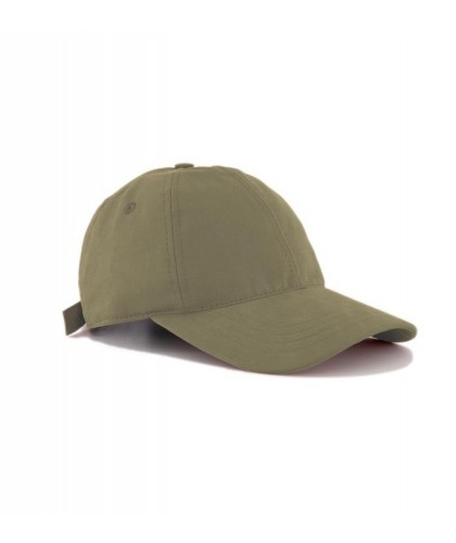 Archie Olive Twill Cap OUTLAND