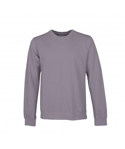 Sweatshirt Coton Bio Purple...