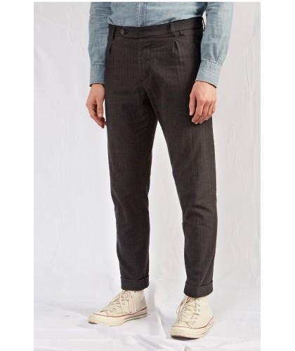 Pantalon Paul Fancy Stripe...