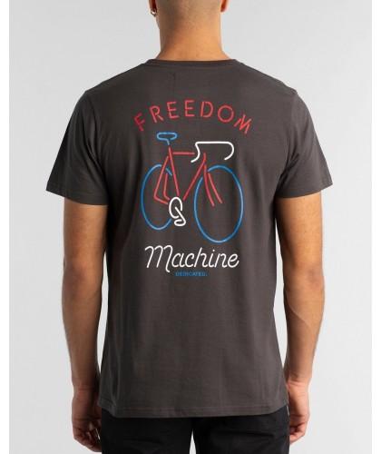 T-shirt bio anthracite...