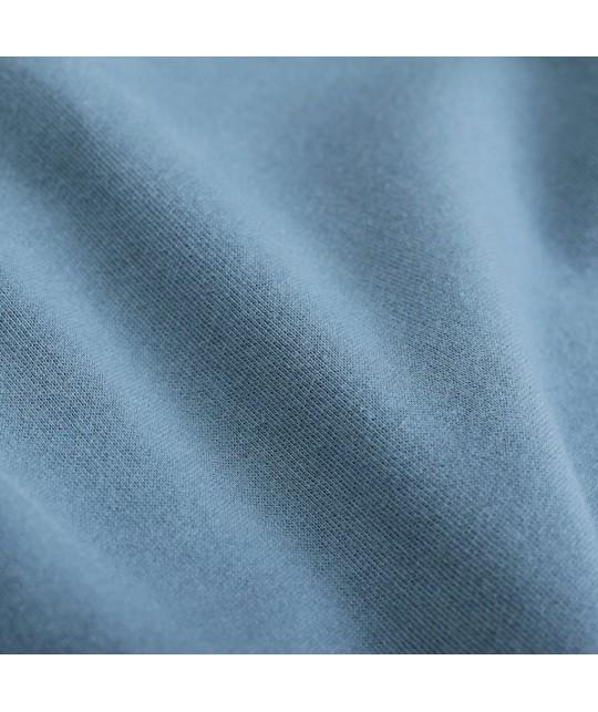 T-shirt Coton Bio Stone Blue COLORFUL STANDARD