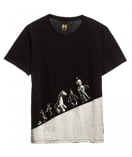 T-shirt 'Parade' TEE LIBRARY