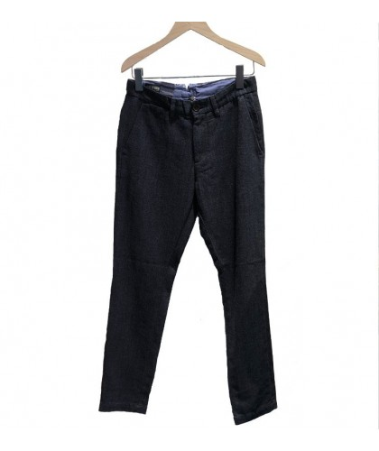 Chino Tapered Indigo Structure COF STUDIO