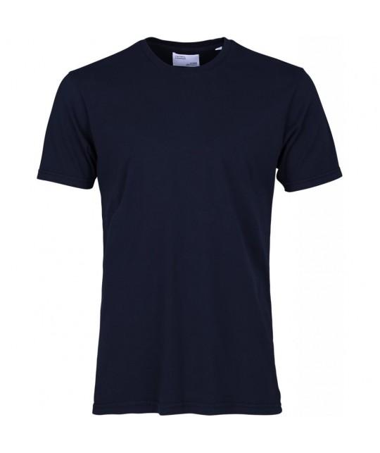 T-shirt Coton Bio Navy Blue COLORFUL STANDARD