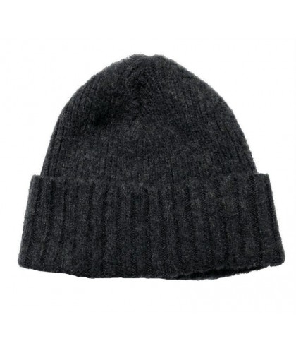 Charcoal 'King Jammy' Wool Hat HOWLIN'