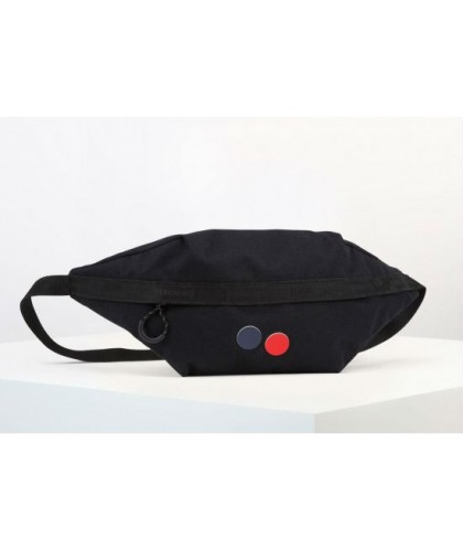 Hipbag Brik Licorice Black Bold PINQPONQ