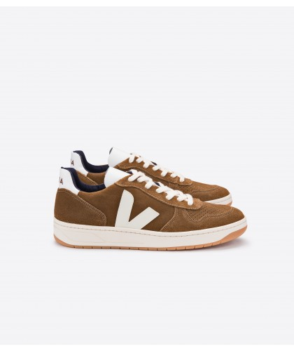 Sneakers V10 Suede Brown...