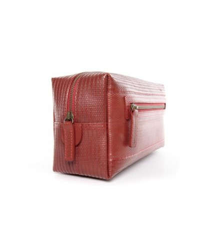 Large Wash bag made from recycled fire-hose - Elvis & Kresse