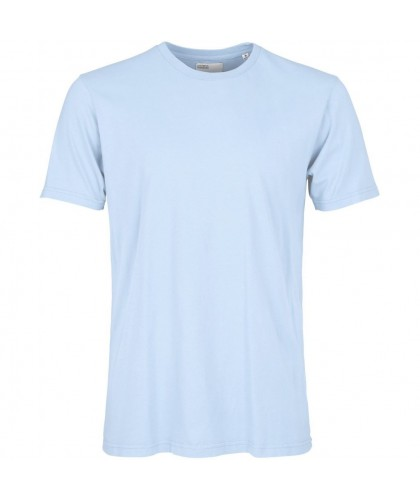 T-shirt Coton Bio Polar Blue COLORFUL STANDARD