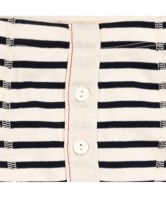 Boxer coton bio Albar Breton Stripes HEMEN