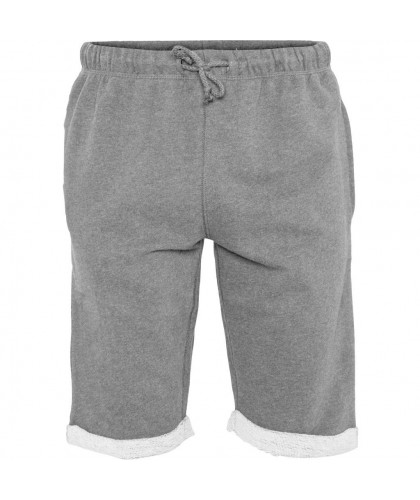 Light grey organic sweatshorts KNOWLEDGE COTTON APPAREL