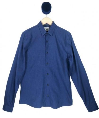 Blue Flannel Shirt JAGVI