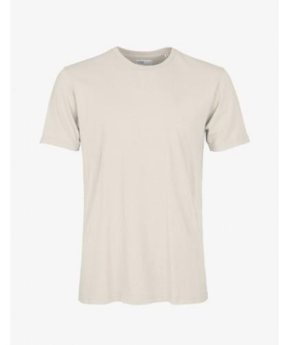 T-shirt Coton Bio Ivory White COLORFUL STANDARD