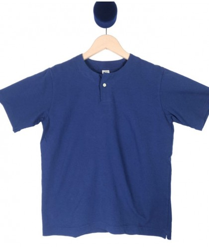 Royal Blue Henley  JACKMAN