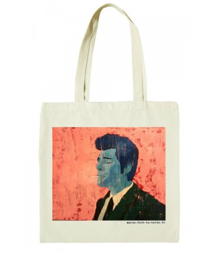 Tote bag Marcello Mastroianni