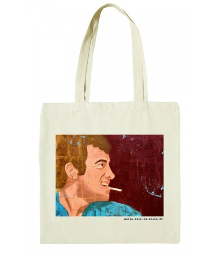 Tote bag Jean-Paul Belmondo