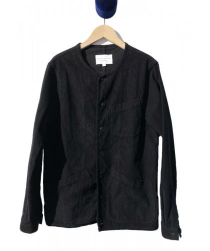 Neist Black Cord Jacket KESTIN HARE