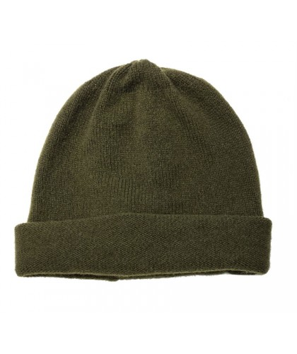 Lambswool Military Green Hat JO GORDON